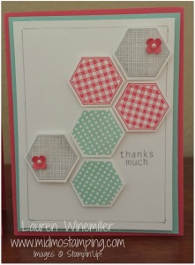 hexagon full plain