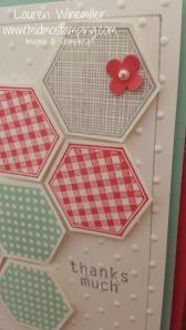hexagon side