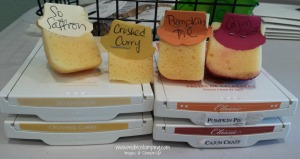 sponge colors